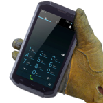 Mine safety appliances - Full Touch Rugged Android mobile device